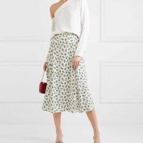 2021 Will Not Regret Choosing the Floral Skirt